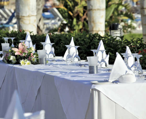 Leonardo Plazza Cypria Maris Beach Hotel & Spa - Wedding Banqueting