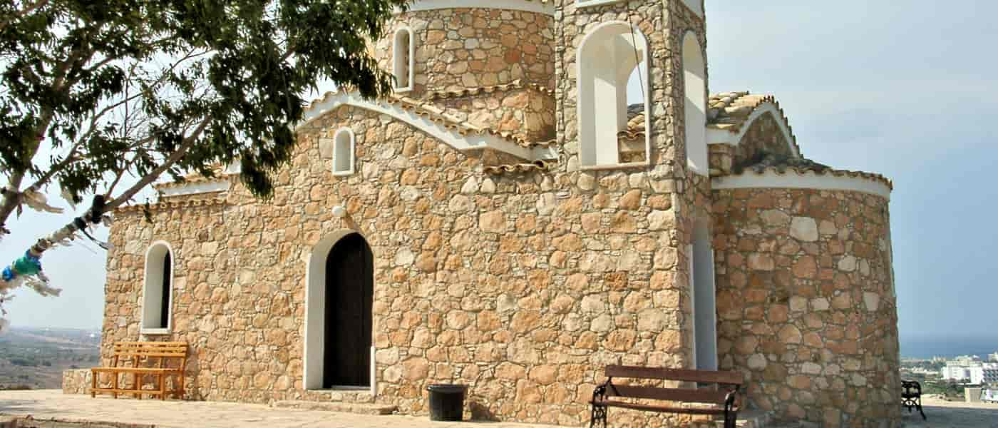 Leonardo Mediterranean Hotels & Resorts - Profitis Ilias Church
