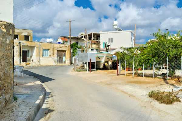 Paphos Old Town, with charming pedestrian roads and more