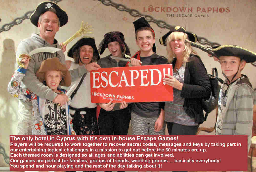 Leonardo Hotels & Resorts Mediterranean - escapeGames_04.jpg